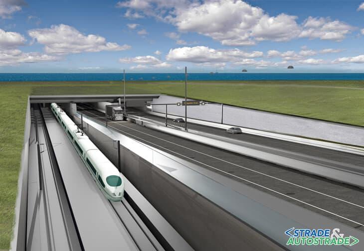 La costruzione del Fehmarnbelt Fixed Link
