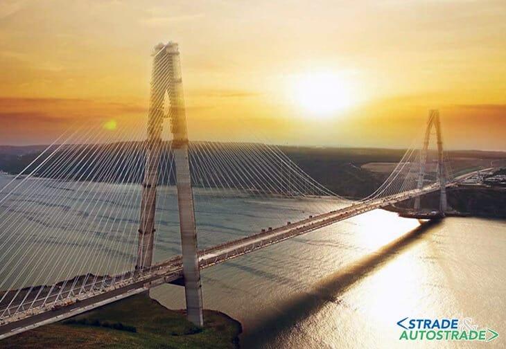 J.F. Klein e il terzo ponte sul Bosforo: un'opera ingegneristica incomparabile