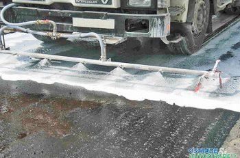 La protezione della mano d'attacco nelle pavimentazioni flessibili
