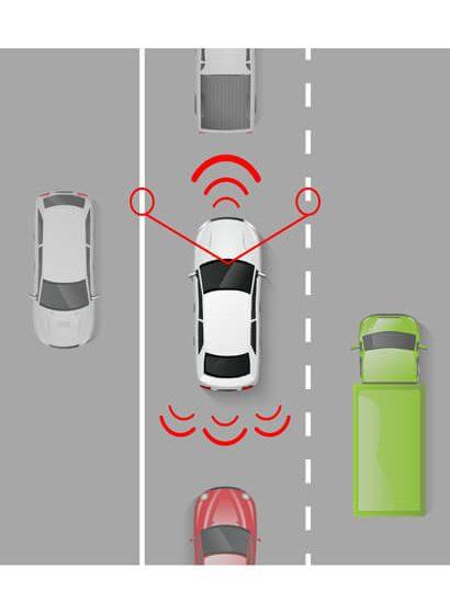 veicoli connessi