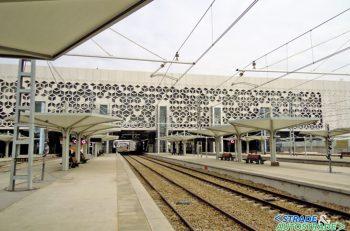 Rabat Agdal, una stazione per la modernità