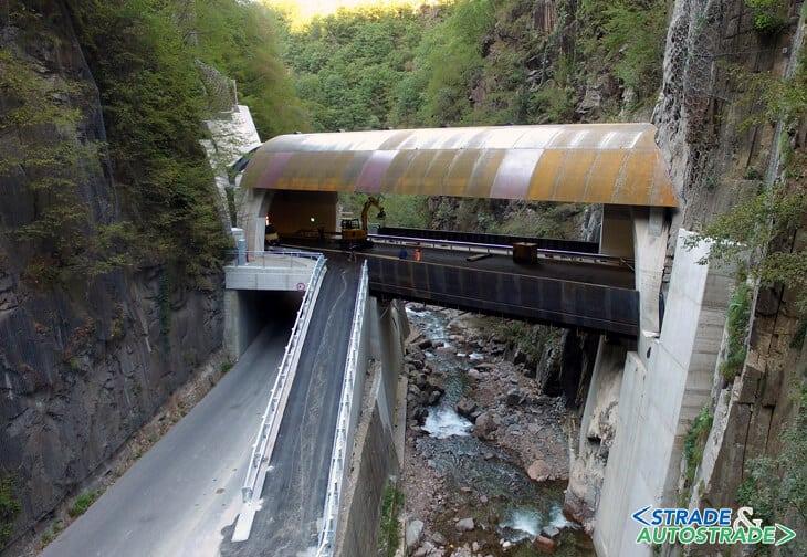 La nuova via della Val d'Ega sulla S.S. 241 - 3° Lotto