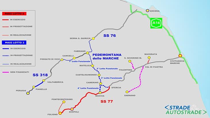 Quadrilatero Marche-Umbria