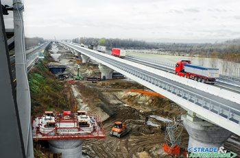 Inaugurato il nuovo ponte sul fiume Tagliamento