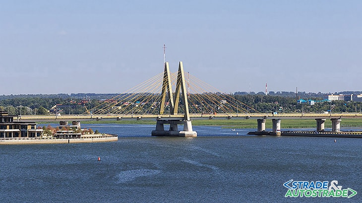 Russky Island Bridge