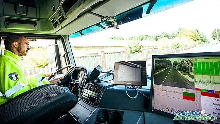 Traffic Speed Deflectometer