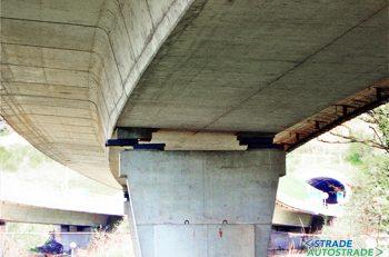 Interventi sui viadotti della Strada dei Parchi
