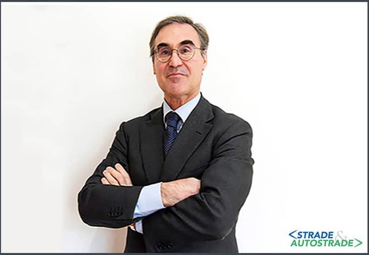 Massimo Simonini: l'uomo che… ha l'ANAS nel cuore