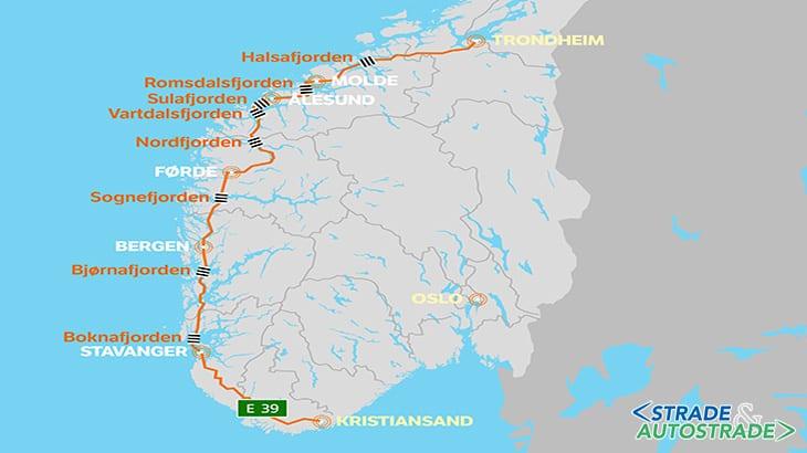 Strada europea E39