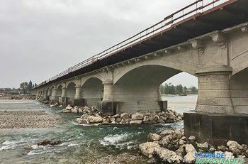 Nuova vita per il ponte della Priula