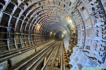 La metropolitana di Mosca avanza
