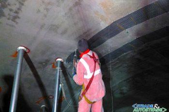 Ristrutturazione e rinforzo statico delle gallerie - seconda parte