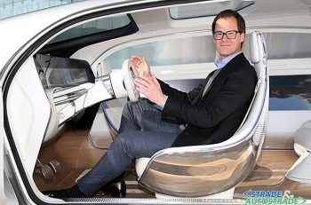 Tom Alkim: the man who... works for the autonomous drive in Europe