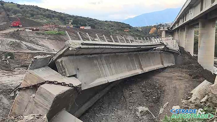 collapsed viaducts