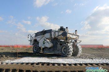 Stabilizzazione a calce dei terreni – seconda parte