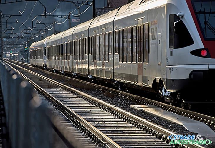 The Milan-Como-Chiasso-Zurich line