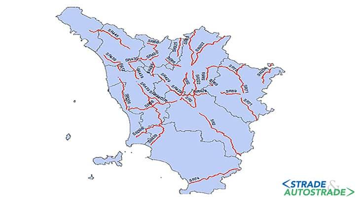rete stradale