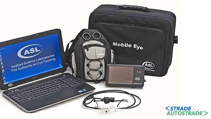 Mobile Eye Tracker