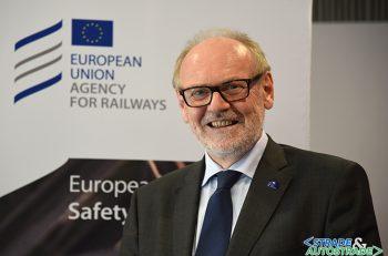 Josef Doppelbauer: the man who… tears down barriers in international rail transport