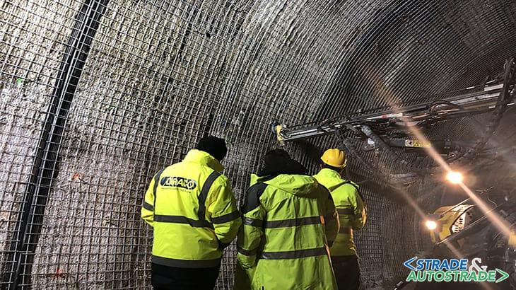 Castello tunnel