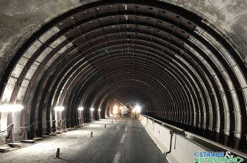 The project of the Castello tunnel