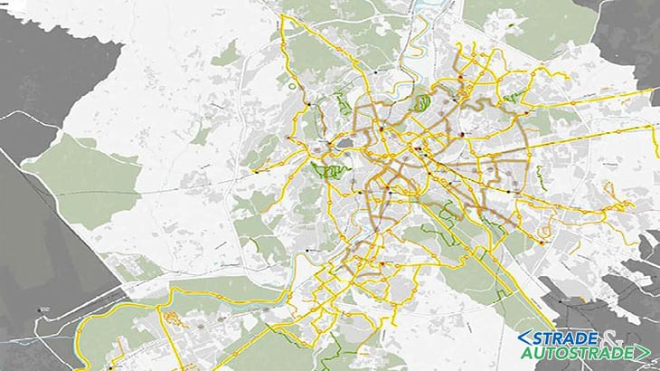 Infrastrutture a Roma