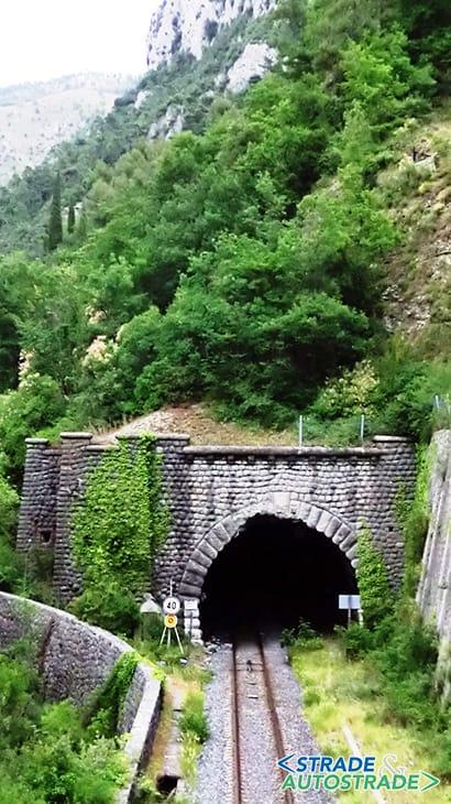 tunnel de Braus