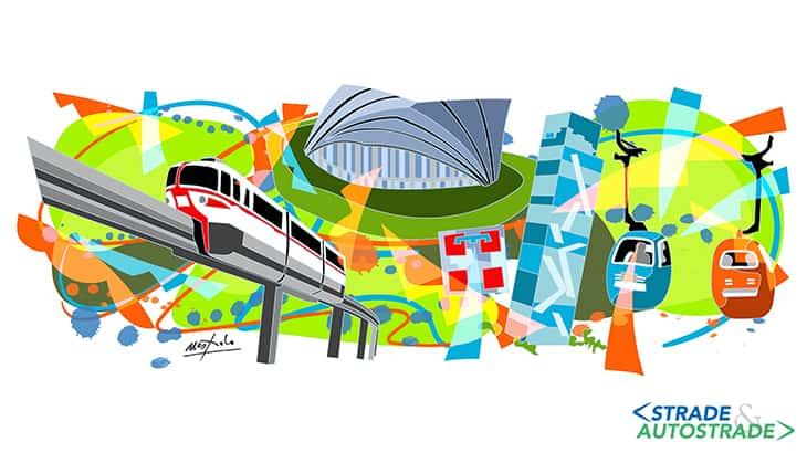 La metro di Torino è arrivata in Piazza Bengasi