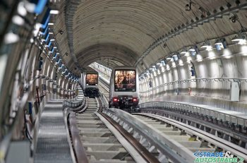 Torino: la metro è arrivata in Piazza Bengasi
