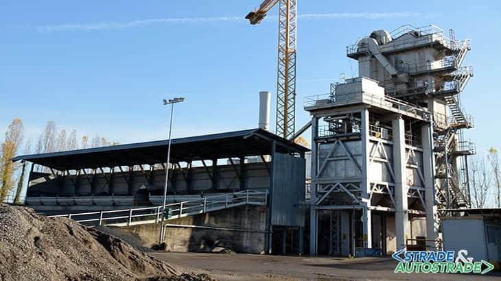 L'impianto discontinuo Bernardi Impianti International MIC S 175 E 250