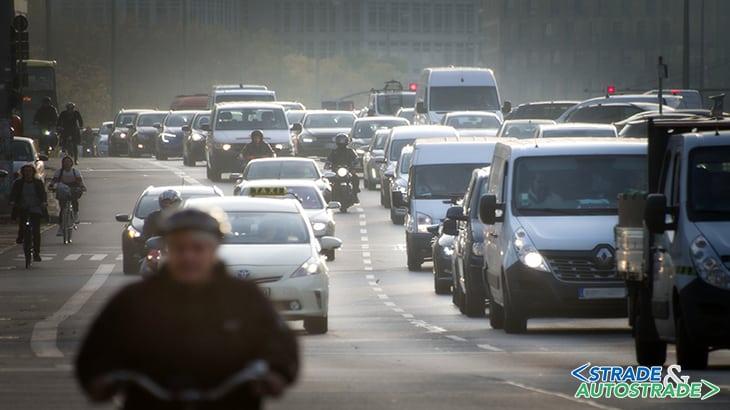 Emissioni inquinanti dai trasporti