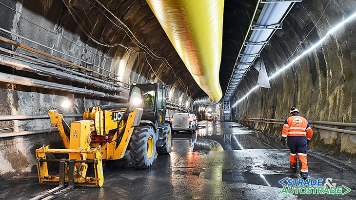 Il tunnel di base a Saint-Martin-la-Porte