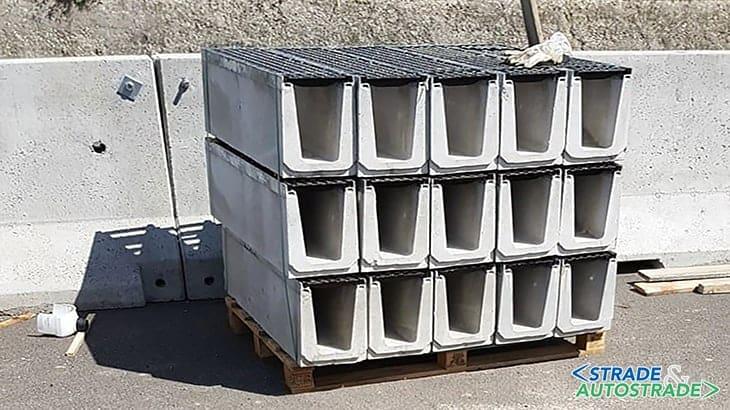 Il canale Evolution 150 H300 con griglia in ghisa D400