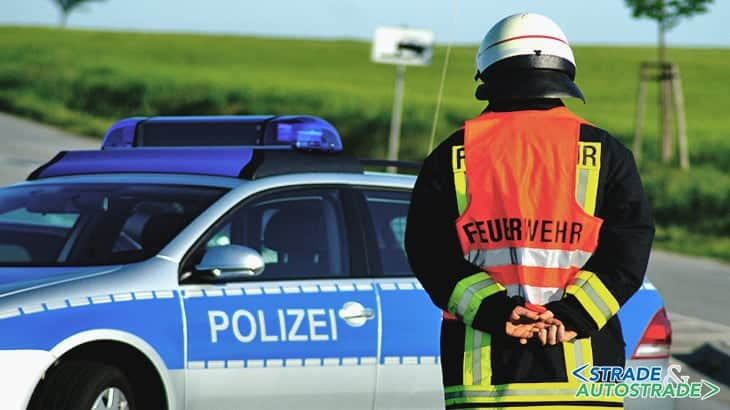 L'attività della Polizia Stradale
