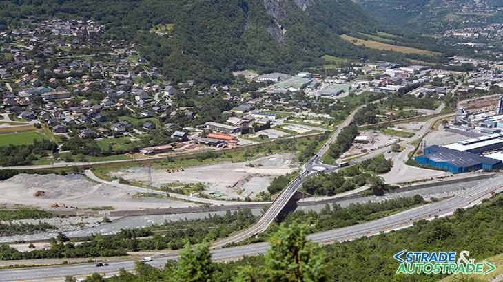Panoramica di Villargondran